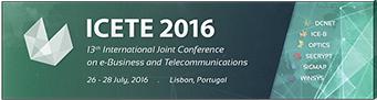 ICETE 2016
