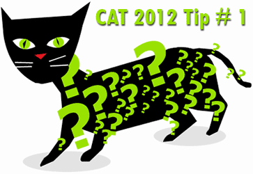 cat 2012 tips and tricks