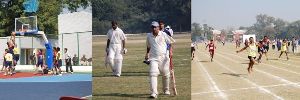 sports facilities at iit kanpur