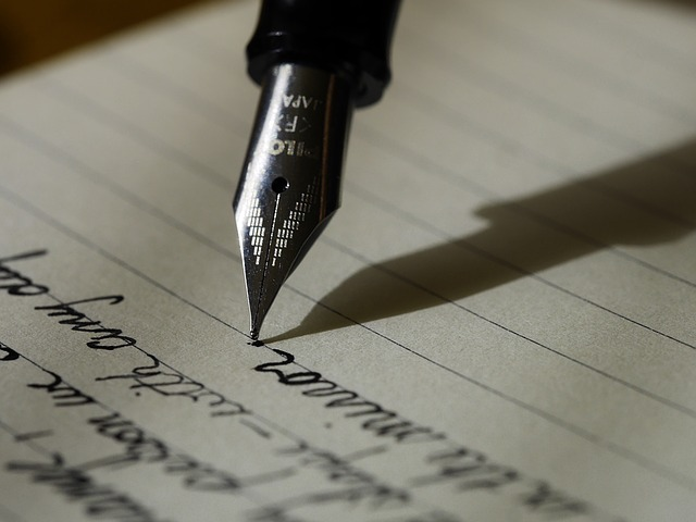 Writing in Exam