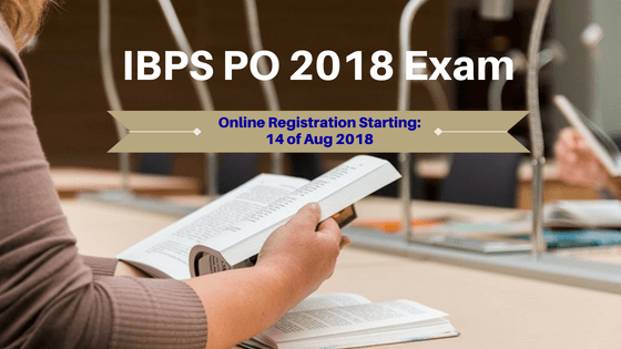 Preparing for IBPS PO 2018 EXAM