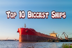 Top 1 Biggest Ships