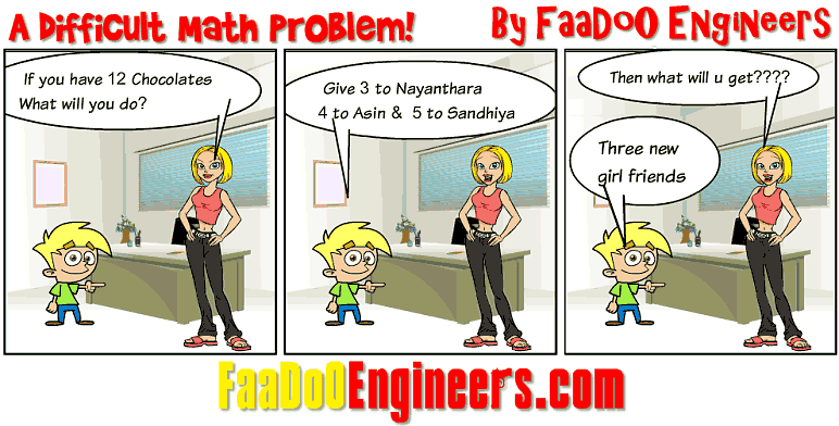 Solution to a difficult math problem by a faadooengineer!