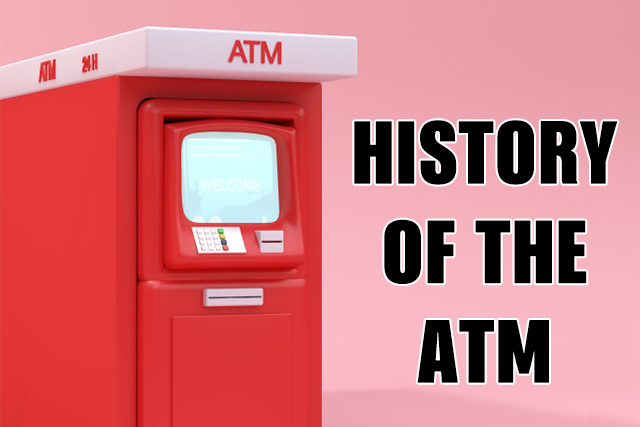 History of ATM's
