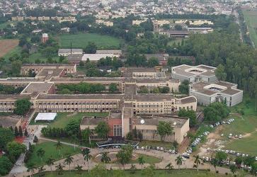 thapar university campus image