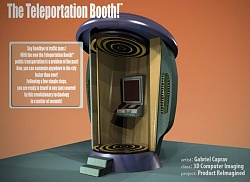 Teleportation Booth
