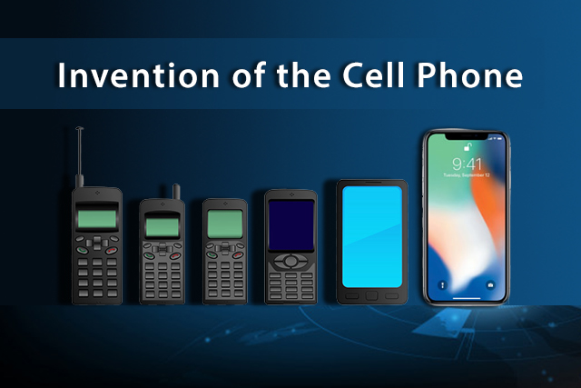 behind the Invention of the Cell Phone