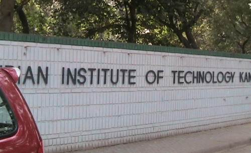 iit kanpur campus entrance