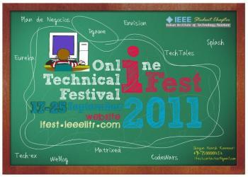 iFest Online tech fest iit roorkee
