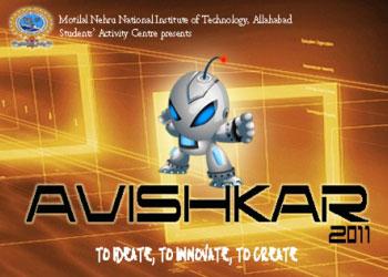 avishkar 2011 - MNNIT Tech fest 2011