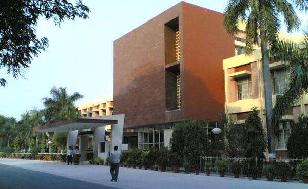 MNNIT Allahabad campus