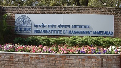 Top MBA College-IIM Ahmedabad