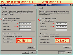 connect 2 computers using lan cable without a data switch image 7
