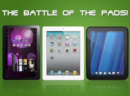 The Tablet-PC Market Is Heating UP! Which One Will You BUY?