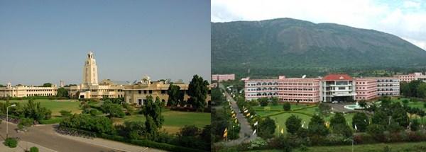 bits pilani campus - amrita university campus