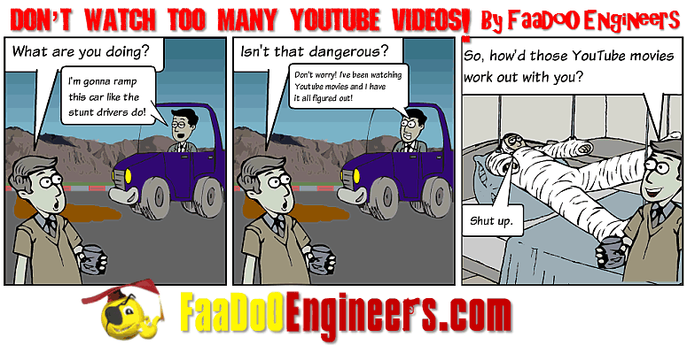 Avoid Watching Too Many YouTube Videos...