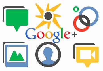 google social search - google+ & picasa