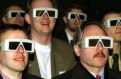 why 3d tv is a flop
