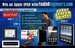 Win an iPAD Contest rules & Guidelines!