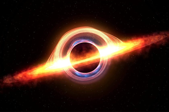 First Image of Black Hole