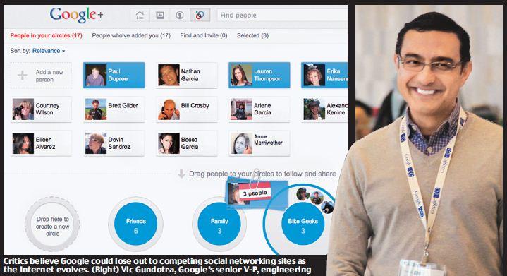 Google+, Google's own Social Site is HERE! An Indian FaaDoO Engineer behind it!