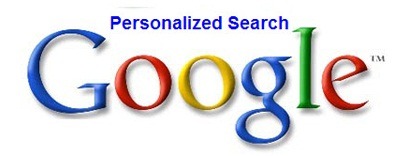 google personalised search
