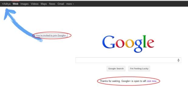 google plus doodle launch