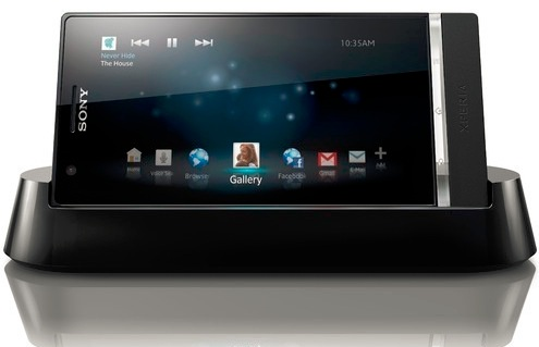 sony mobile xperia p launch in india