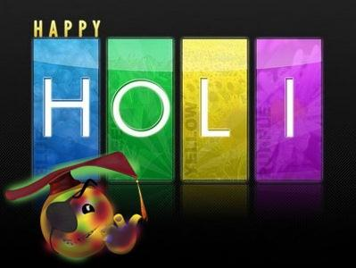 """Happy HOLI: """"Colour Your Souls"""" But Take EXTRA CARE This Year!"""