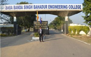 Baba Banda Singh Bahadur Engineering College,