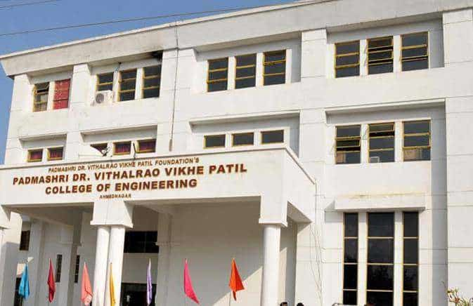 Dr. Vithalrao Vikhe Patil College Of Engineering