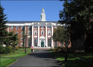 Harvard University Massachusetts