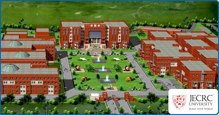 Jecrc University 2014