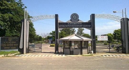 Dr. B. R. Ambedkar National Institute of Technology (NIT) Jalandhar – College Details