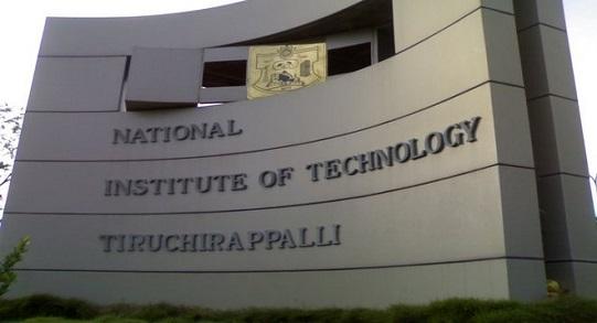 National Institute of Technology Tiruchirappalli – Colleges Details