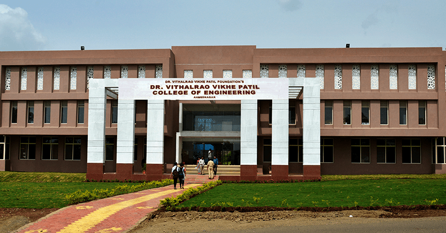 Padmashri Dr. Vithalrao vikhe College of Engineering Ahmednagar