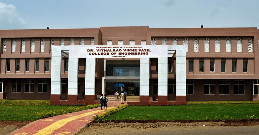 Padmashri Dr. Vithalrao vikhe College of Engineering Ahmednagar