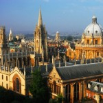 University of Oxford Europe