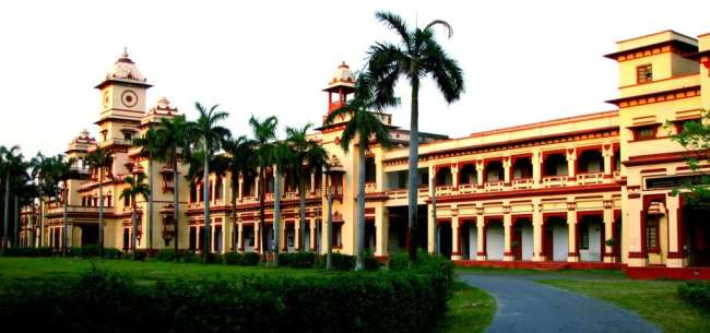 IT BHU Campus