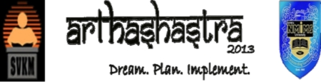 Arthashastra 2013, Narsee Monjee Institute for Management Studies, Shirpur, Maharashtra, Management Fest