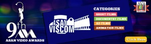 Asan video Awards 2015, Competition festival