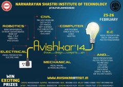 Avishkar 14 Technical Festival