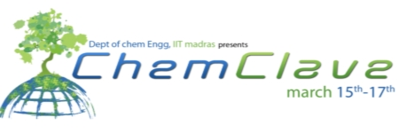 ChemClave 2013, IIT Madras, Chennai, Tamil Nadu, Technical Fest