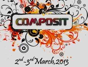 Composit 2013, Indian Institute of technology Kharagpur, West Bengal, Technical Fest