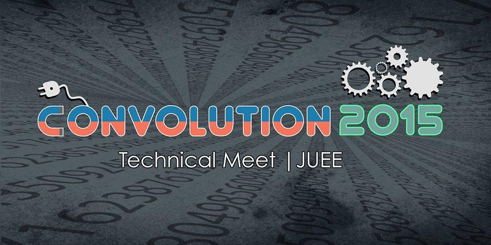 Convolution 2015, Techno cultural fest, Jadavpur University