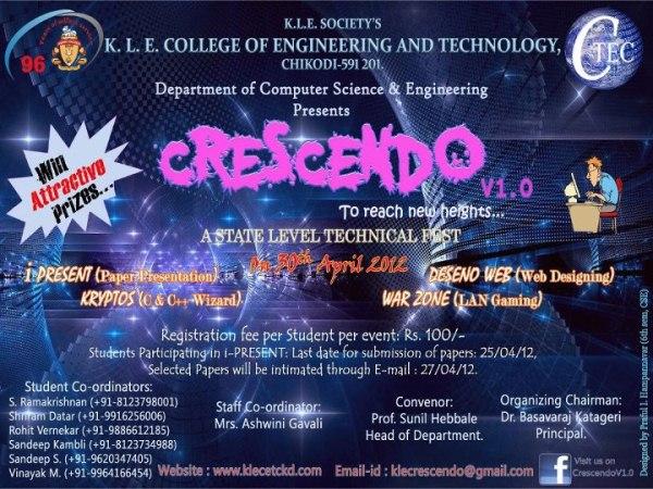 DRACARYS- Technical Fest 2k18- SriRam Engineering college