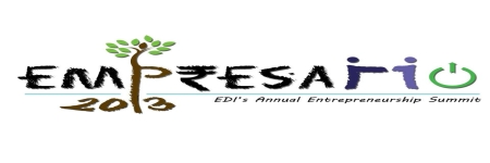 EDI Empresario 2013, Entrepreneurship Development Institute of India, Ahmedabad, Gujarat, Management and Other Fests