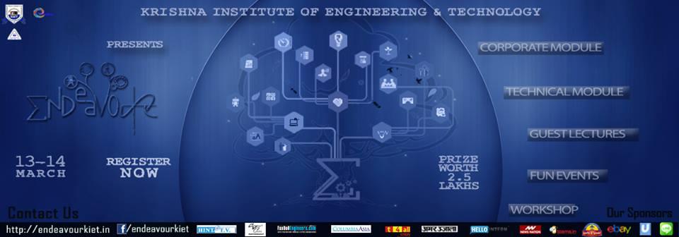 Endeavour 15 Techno Management KIET GHAZIABAD