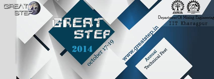 GREAT STEP 2014, IIT Kharagpur, Mining Engineering Symposium