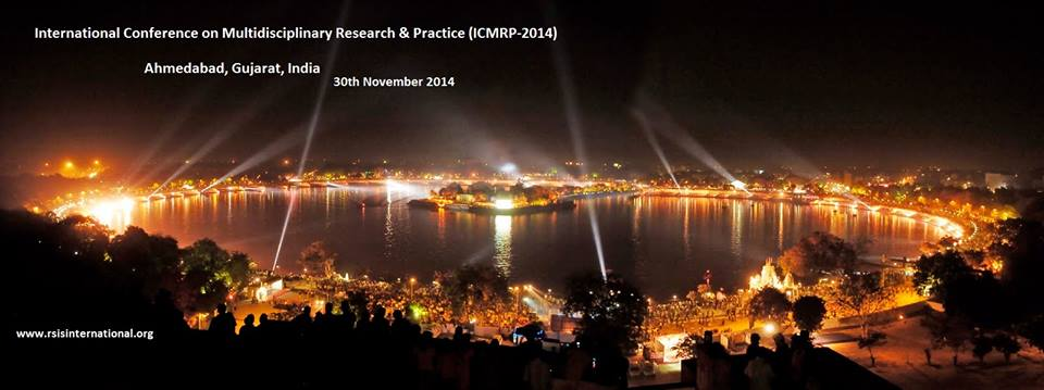 ICMRP 2014 International Conference